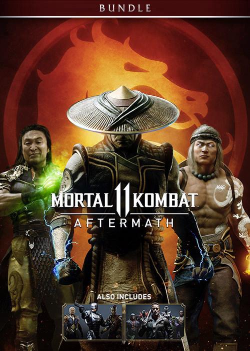 Mortal Kombat 11 - Aftermath + Kombat Pack Bundle