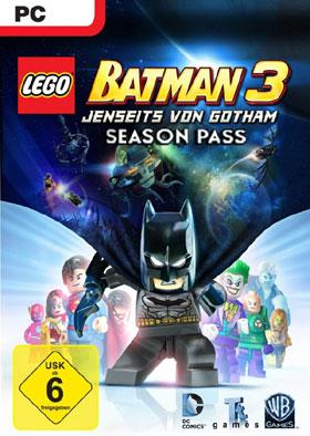 LEGO® Batman 3: Jenseits von Gotham Season Pass