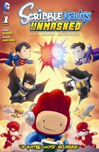 Scribblenauts Unmasked: A DC Comics Adventures