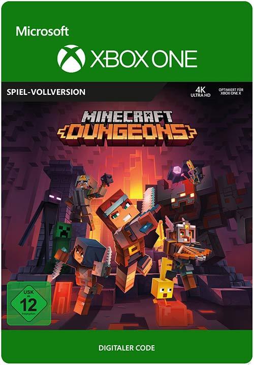 Minecraft Dungeons - Xbox One Code