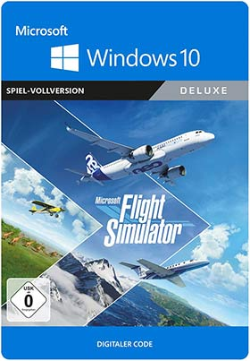 Microsoft Flight Simulator: Deluxe Edition