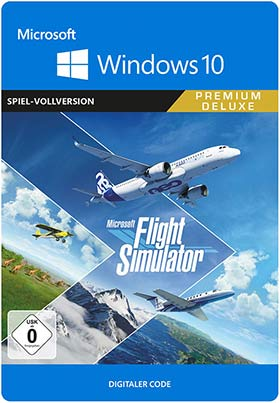 Microsoft Flight Simulator: Premium Deluxe Edition