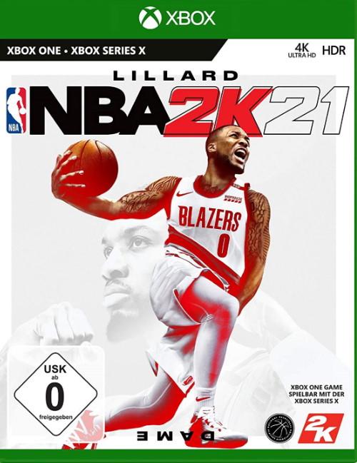 NBA 2K21 - Xbox Code