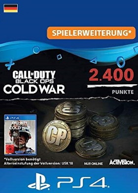 2400 Call of Duty®: Black Ops Cold War Punkte