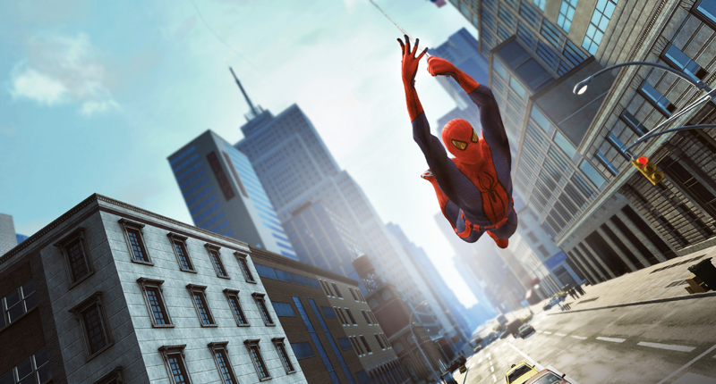 The Amazing Spider-Man(TM) - Beeld 1