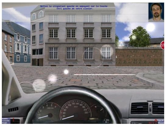 pin simulateur de conduite 3d on pinterest. Black Bedroom Furniture Sets. Home Design Ideas