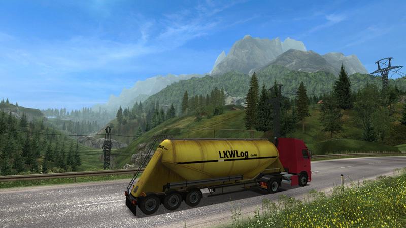 German Truck Simulator - Image 3