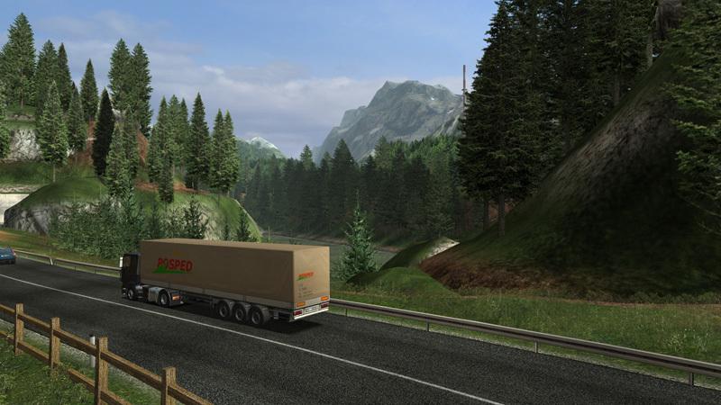 German Truck Simulator - Image 7