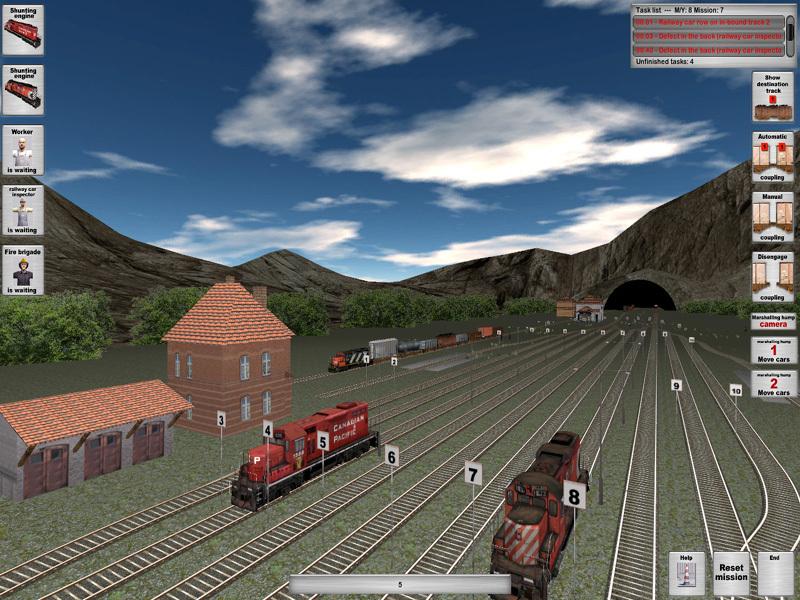 Transport Ferroviaire - Simulator - Image 2