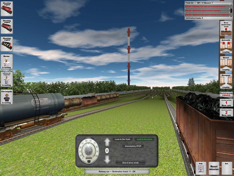 Transport Ferroviaire - Simulator - Image 3