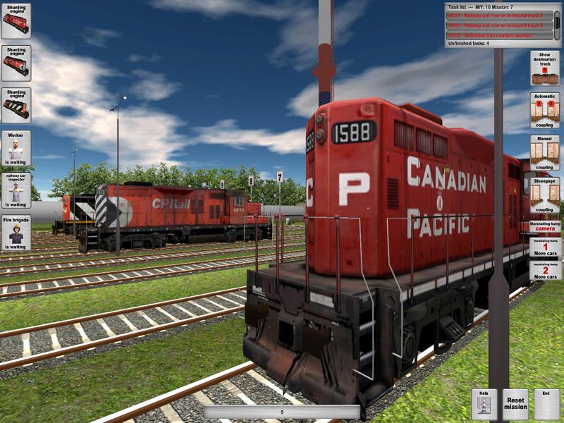 Transport Ferroviaire - Simulator - Image 4