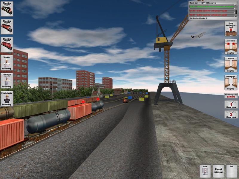 Transport Ferroviaire - Simulator - Image 5