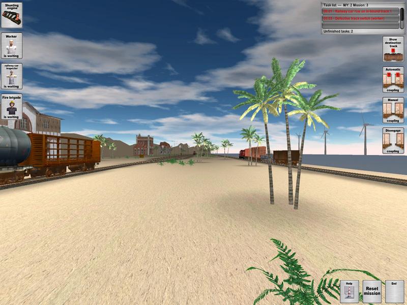 Transport Ferroviaire - Simulator - Image 8
