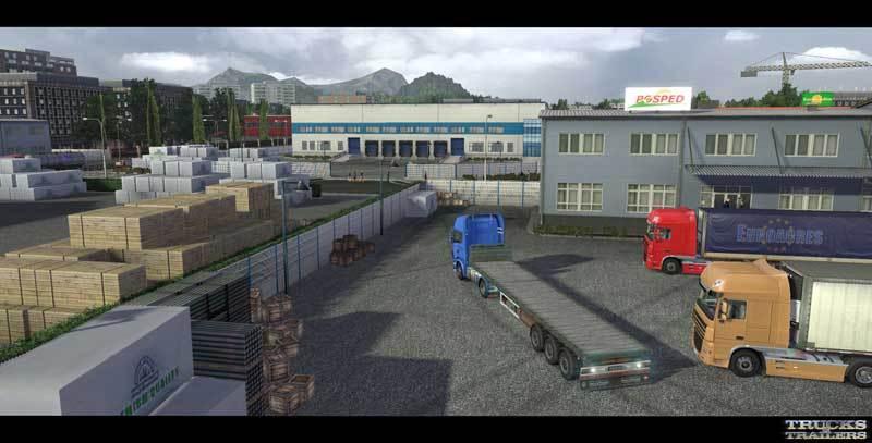 Truck Driving Simulator - Image 1