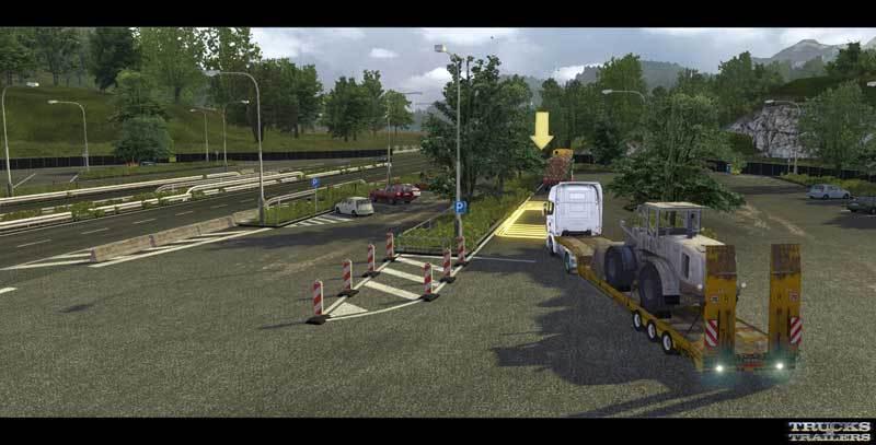 Truck Driving Simulator - Image 2