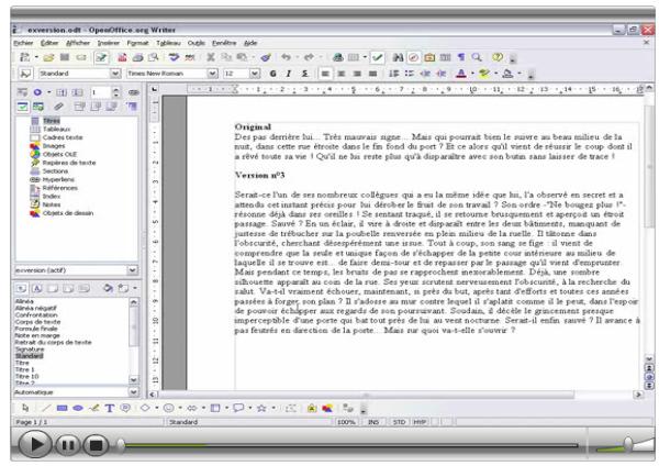 Comment apprendre openoffice - Open office writer gratuit ...