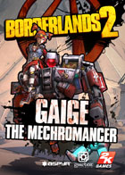 Borderlands 2: Mechromancer Pack - DLC (Mac)
