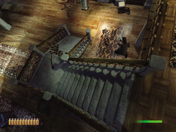 Alone in the Dark - The New Nightmare - screenshot #3