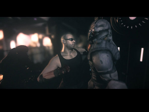 Chronicles of Riddick 2 - Assault on Dark Athena - Immagine 3