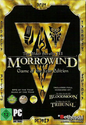 The Elder Scrolls III: Morrowind® GOTY Edition