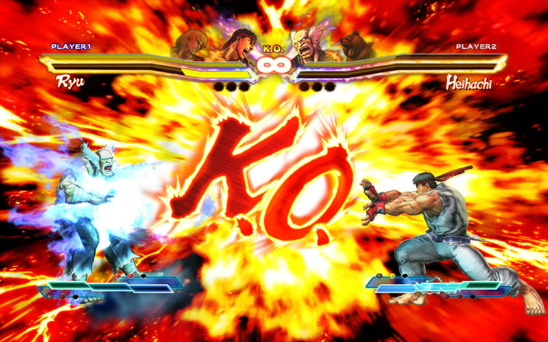 Street Fighter(TM) X Tekken(TM) - Image 1