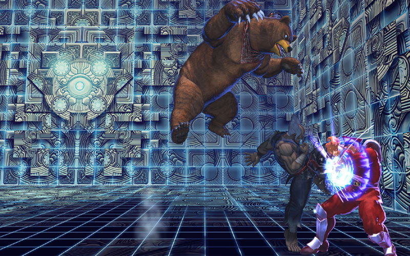 Screenshots di Street Fighter(TM) X Tekken(TM)