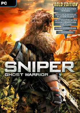 Sniper: Ghost Warrior - Gold Edition
