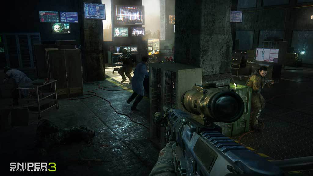Dlc Maps Ghosts on
