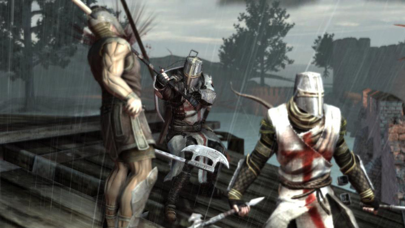 The Cursed Crusade - Image 2