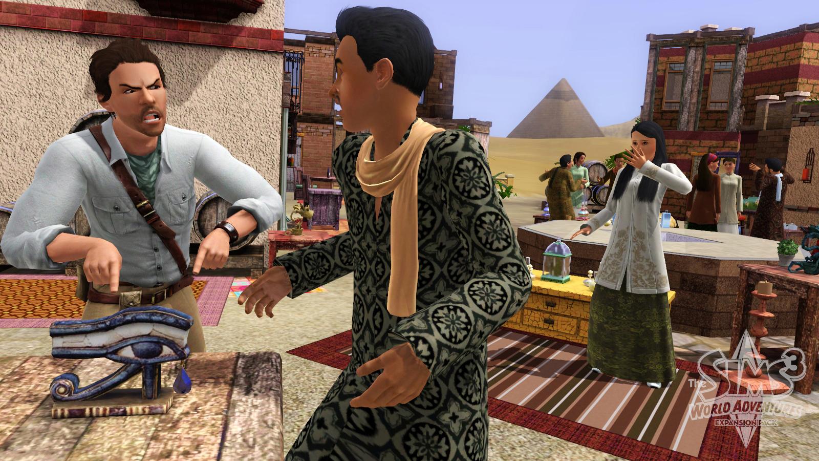 Les Sims 3: Destination Aventure (Win - Mac) - Image 2