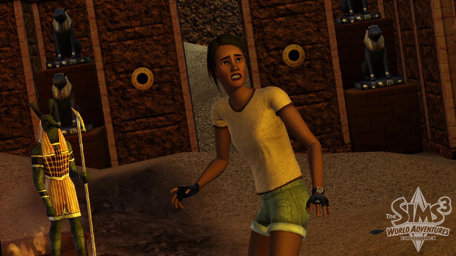 Les Sims 3: Destination Aventure (Win - Mac) - Image 3