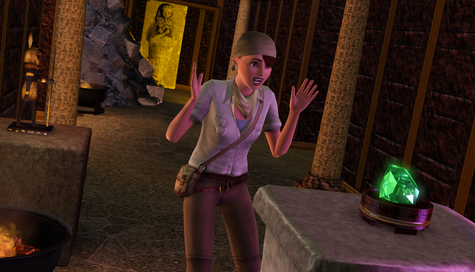Les Sims 3: Destination Aventure (Win - Mac) - Image 6