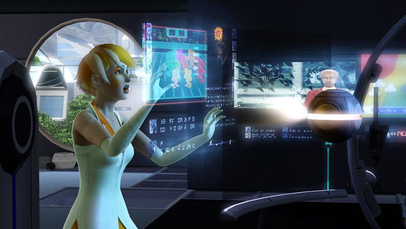 Les Sims 3 : En Route Vers Le Futur (PC - Mac) - Image 1