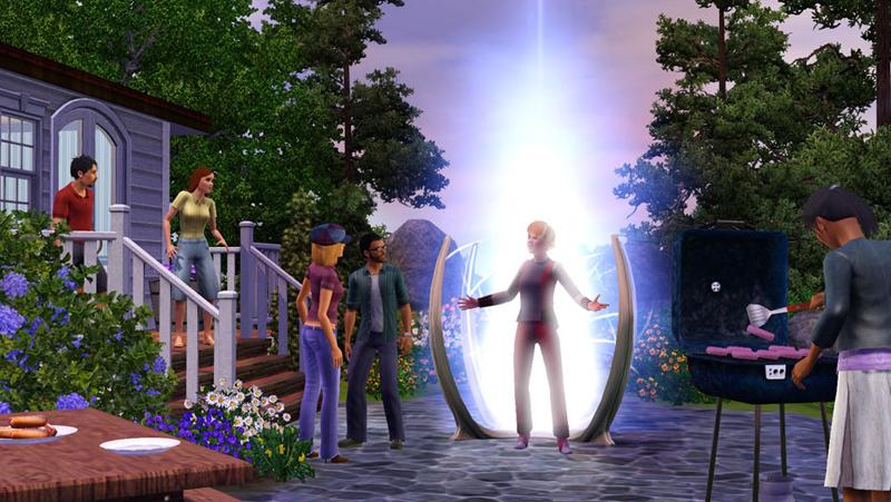 Les Sims 3 : En Route Vers Le Futur (PC - Mac) - Image 3