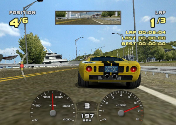 Ford Racing 2 - Im�gen 1