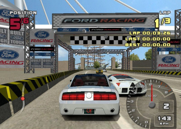 Ford Racing 2 - Im�gen 2