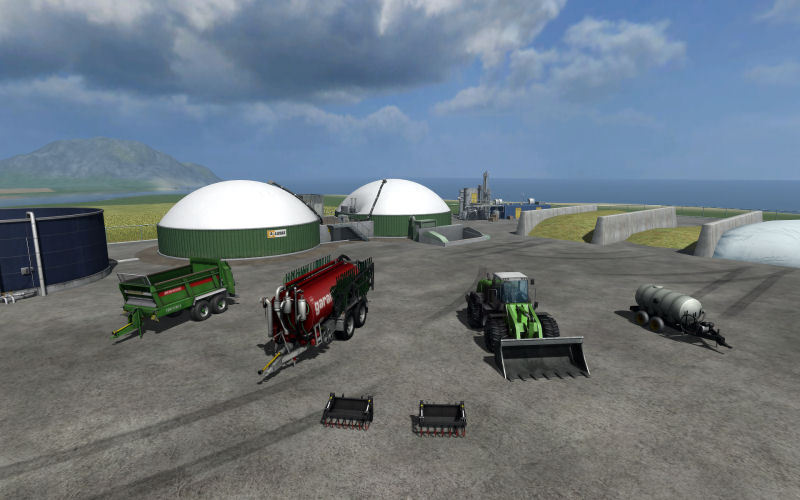 Farming Simulator 2011 - Extension officielle - Image 2