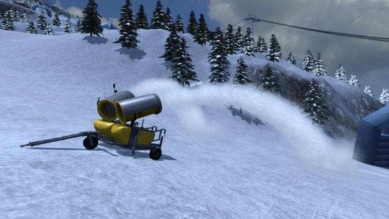 Ski Region Simulator 2012 - Image 2