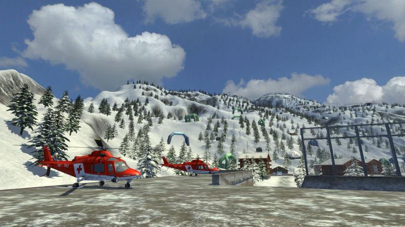 Ski Region Simulator 2012 - Image 4