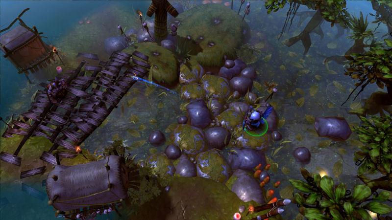 Screenshots di Bloodline Champions