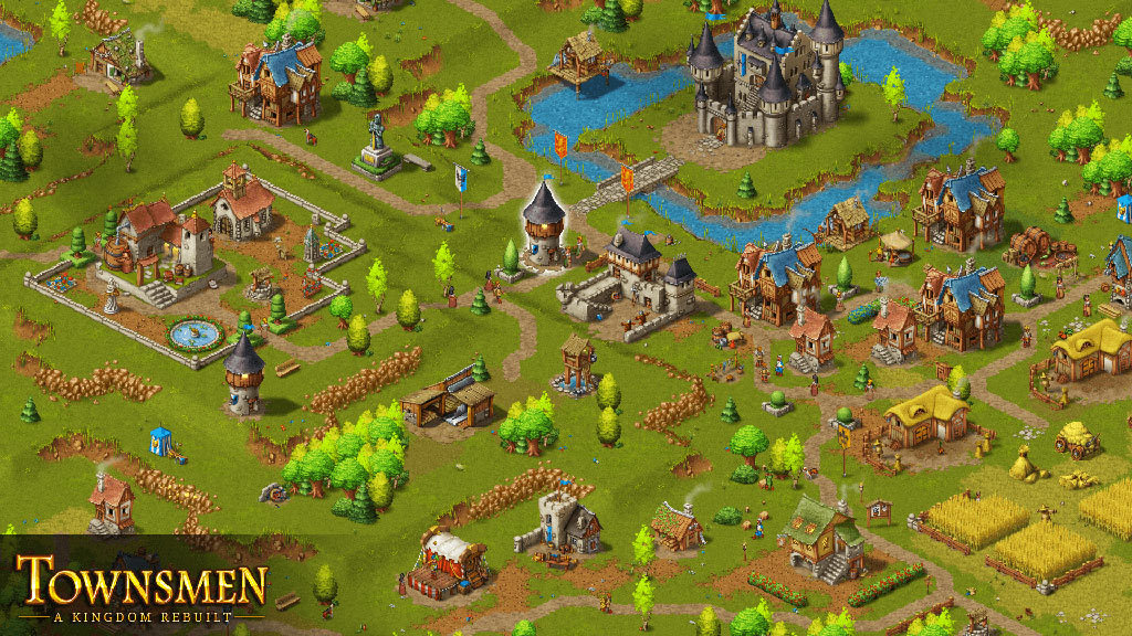 townsmen a kingdom rebuilt game aldi life. Black Bedroom Furniture Sets. Home Design Ideas