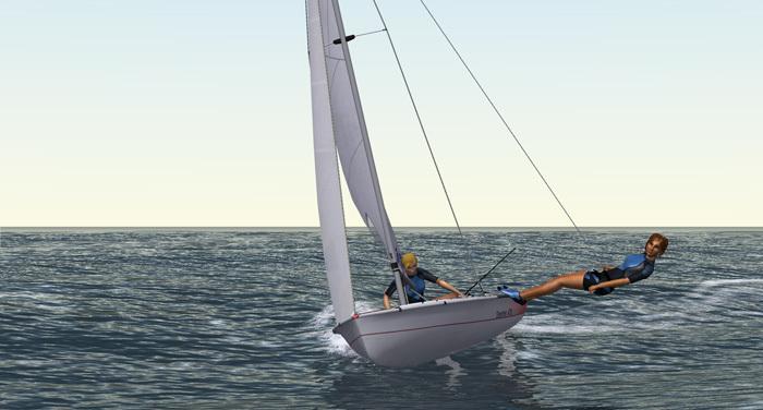 Sail Simulator 2010 - Image 1