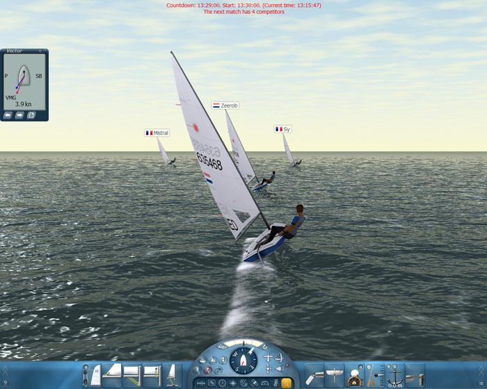 Screenshots di Sail Simulator 2010
