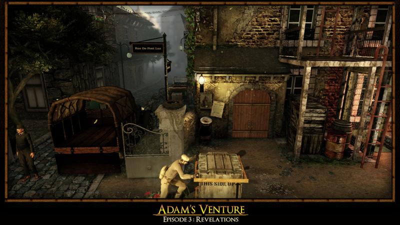 Adam's Venture 3: Revelations - Beeld 1