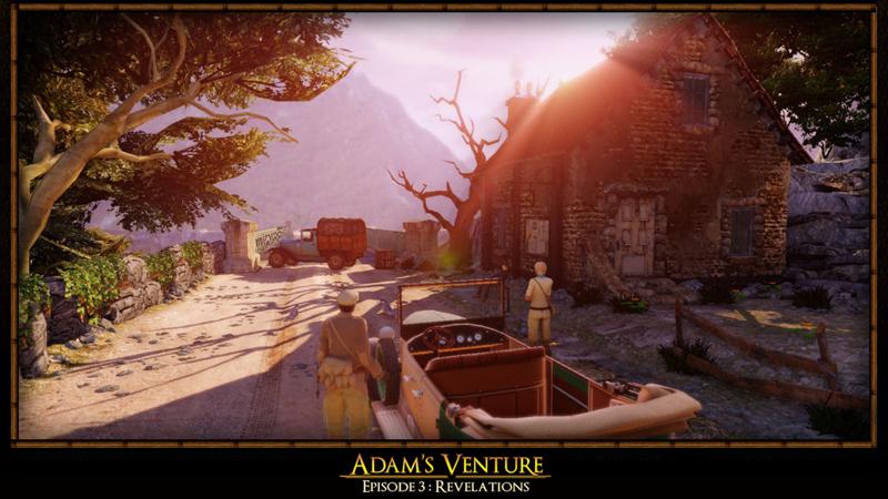 Adam's Venture 3: Revelations - Beeld 2