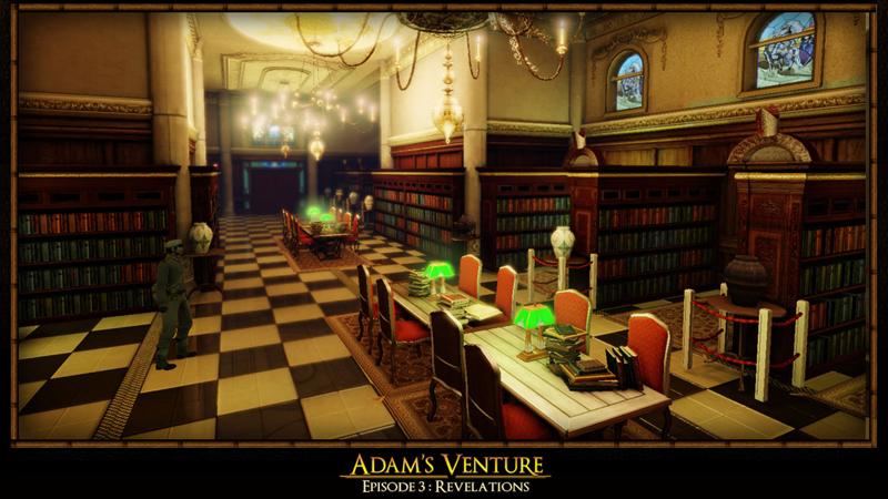 Adam's Venture 3: Revelations - Beeld 3