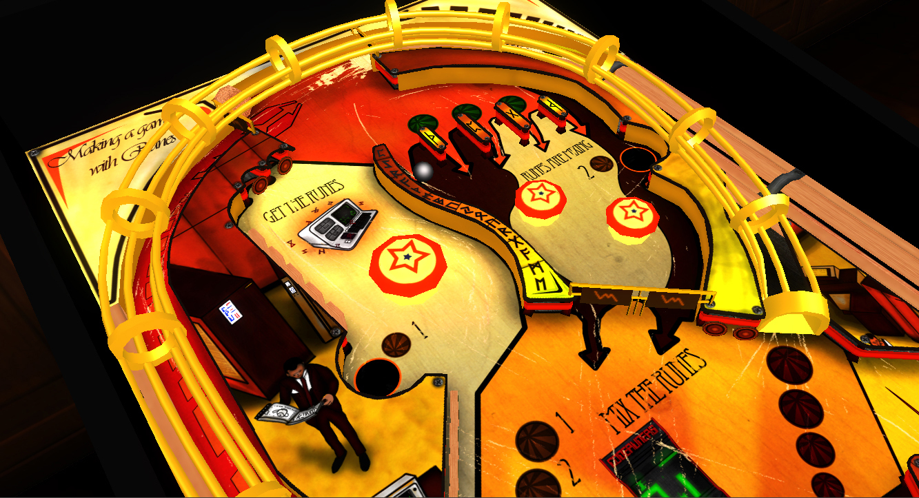 Screenshots di Pinball Yeah
