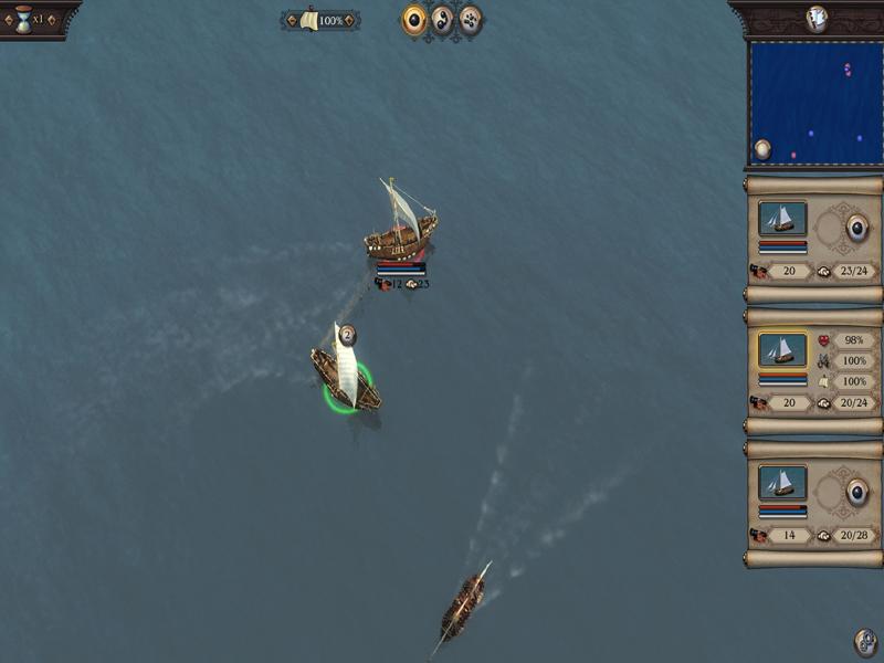 Screenshots di Patrician IV