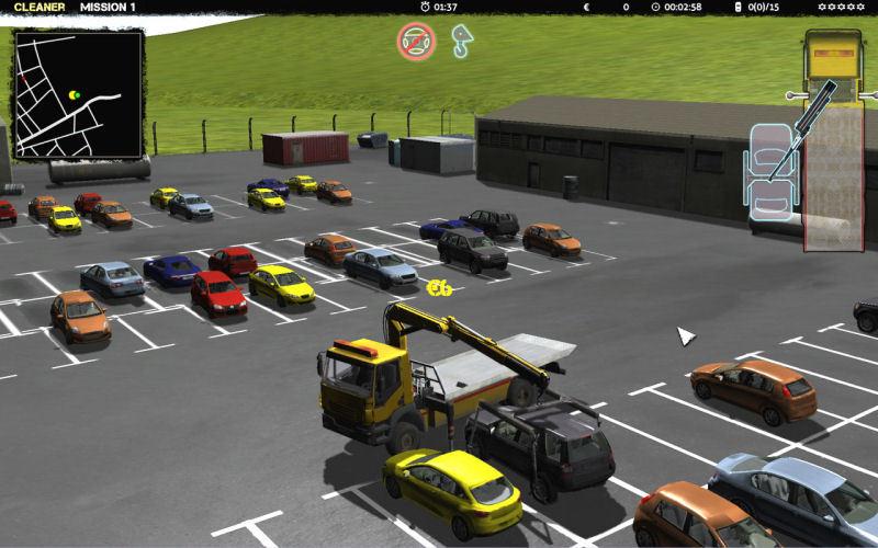Construction Simulator 2 est un jeu de simulation très amusant. L'application ludique vous donne la mission de créer une entreprise de construction et de la développer.