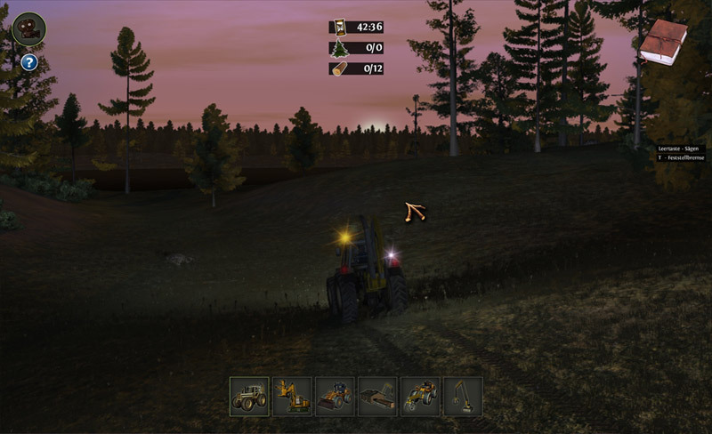Woodcutter Simulator 2011 - Screenshot 3